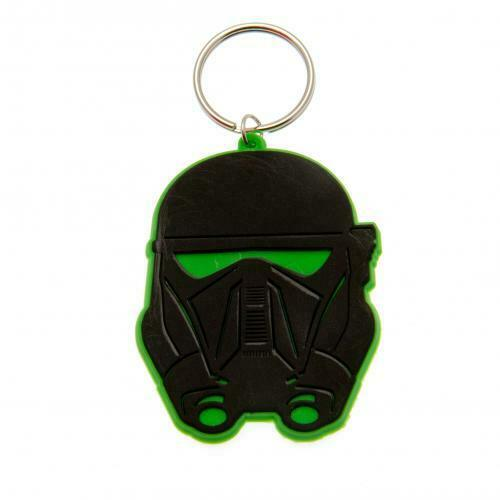 Star Wars Rogue One - Death Trooper Key Ring (Official Licensed Product).