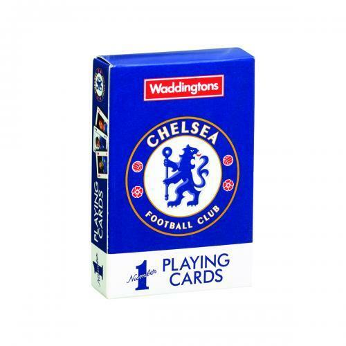 Chelsea FC Playing Cards (Official Licensed Product).