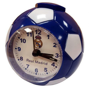 Real Madrid F.C Football Alarm Clock (Official Licensed Product).