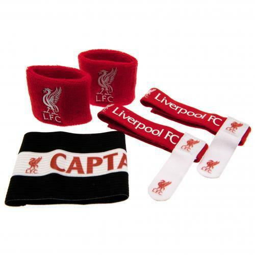 Liverpool F.C Accessories Set (Official Licensed Product)