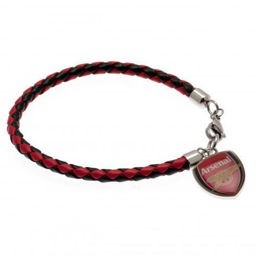 Arsenal F.C Colour Bracelet (Official Licensed Product).