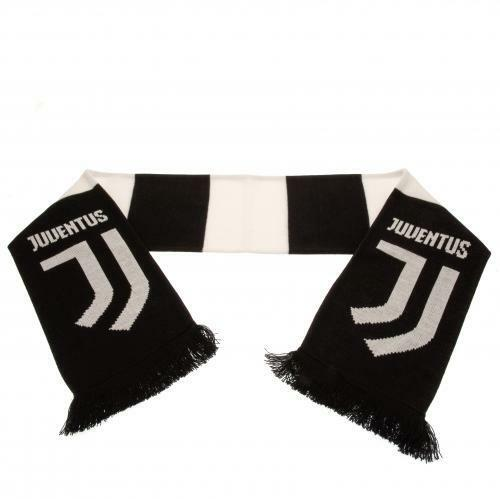 Official F.C. Juventus Bar Scarf (NEW).