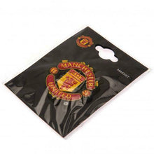 Load image into Gallery viewer, Manchester United F.C 3D Fridge Magnet (Official Licensed Product).