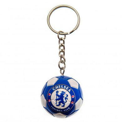 Chelsea FC Football Keyring (Official Licensed Product)