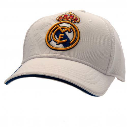 Real Madrid F.C Cap (Official Licensed Product).