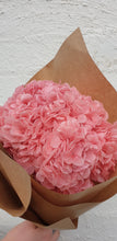 Load image into Gallery viewer, Preserved Dark Pink Hydrangea