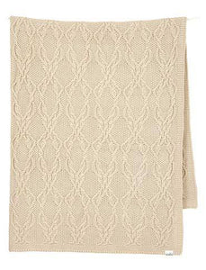 Toshi Organic Baby Blanket Bowie
