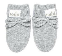 Load image into Gallery viewer, Toshi Organic Baby Mittens
