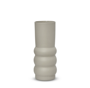 Cloud Haus Vase Dove Grey