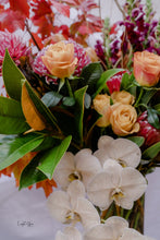 Load image into Gallery viewer, The Stefania Luxe Vase Arrangement