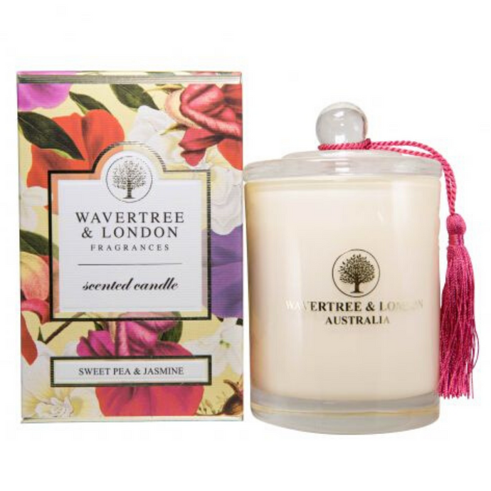 Sweet Pea & Jasmine by Wavertree & London
