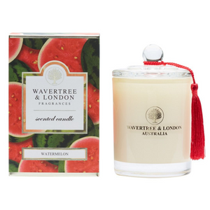 Watermelon Candle by Wavertree & London