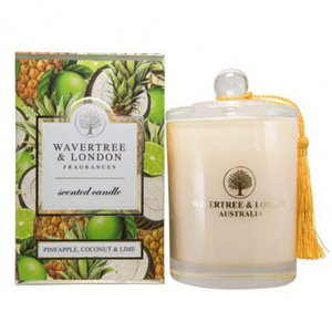 Pineapple, Coconut & Lime by Wavertree & London