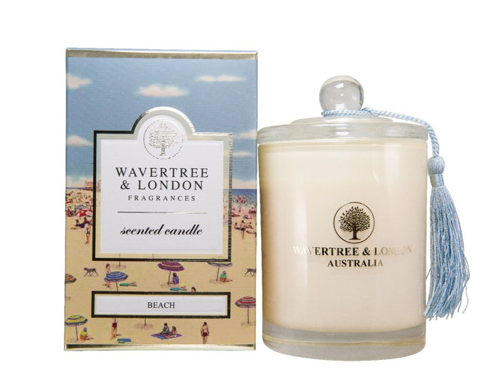 Beach Candle by Wavertree & London