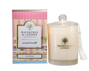 Ice Cream Candle by Wavertree  &  London