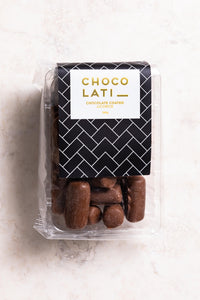 Chocolate covered licorice