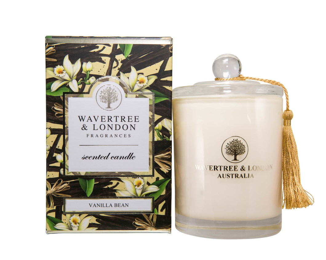 Vanilla Bean Candle by Wavertree & London