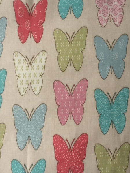 Butterfly PVC Coated Cotton