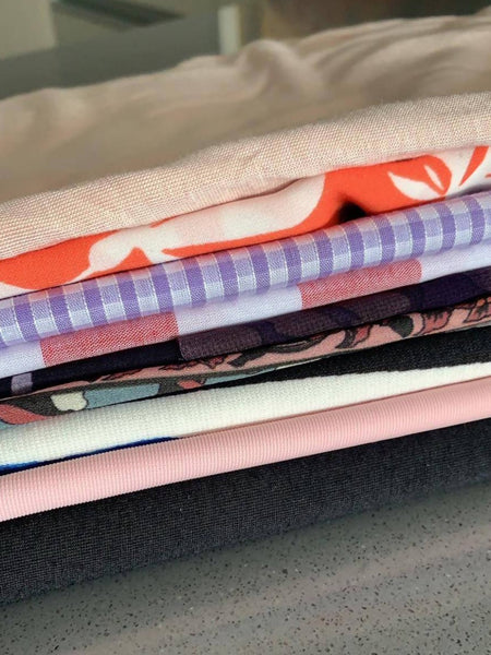 Ex fabric samples bundle - Mixture