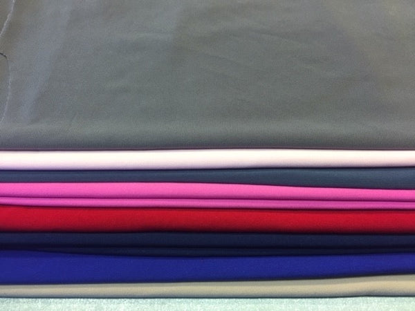 Jersey knit fabric bunches - minimum of 30m