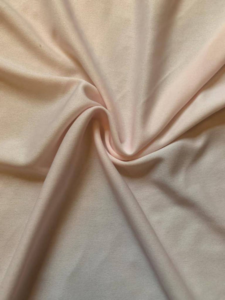 Pale pink fine knit - Deadstock fabric on AmoThreads