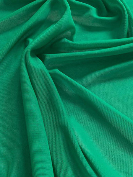 Forest Green fine knit - Deadstock fabric on AmoThreads