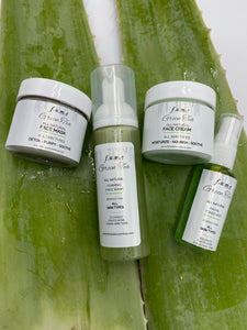 mini GREEN TEA Facial Set