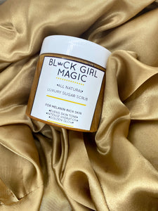 BLACK GIRL MAGIC Luxury Scrub