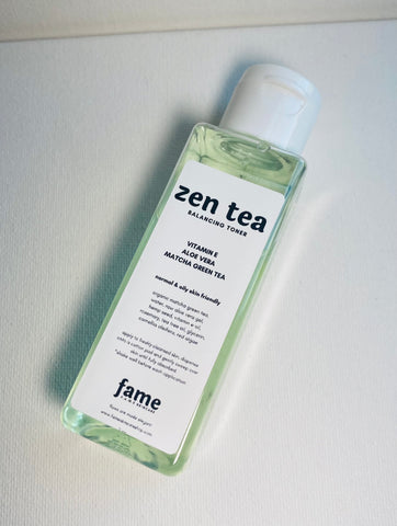 GREEN TEA Facial Toner Mist