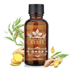 Anti-Swelling Premium Natural Ginger Oil