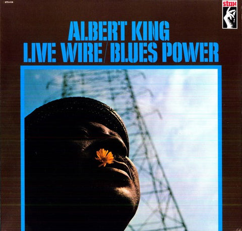 Blues:Albert King-Live Wire / Blues Power