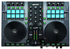 DJ Equipment:Usb/Midi Controller with Audio I/Omulti Function P