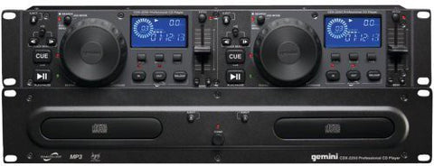 DJ Equipment:CD Playerseamless Loop& Buffer Dual 2U MP3 Anti SH