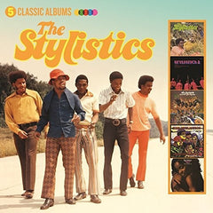 All New Music:The Stylistics-5 Classic Albums [Import]