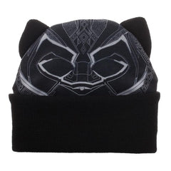 Hat:Black Panther-Big Face Beanie