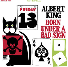 Blues:Albert King-Born Under A Bad Sign