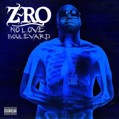 All New Music:Rap-Z-Ro No Love Boulevard [Explicit Content]