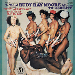 All New Music:Rudy Ray Moore-Cockpit