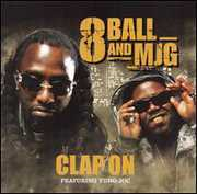 12 inch single:8Ball & MJG-Clap On