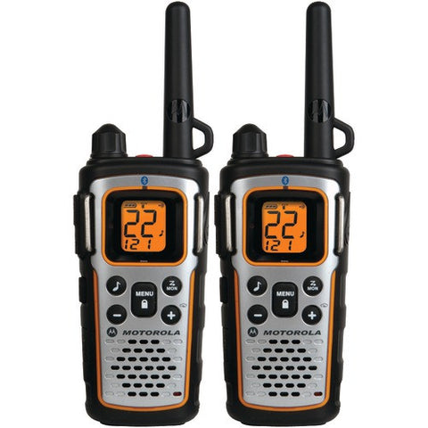 2Way Radio:Motorola 35-Mile Talkabout Bluetooth