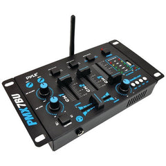 Dj Mixer:Bluetooth 3-Channel (R) PMX7BU