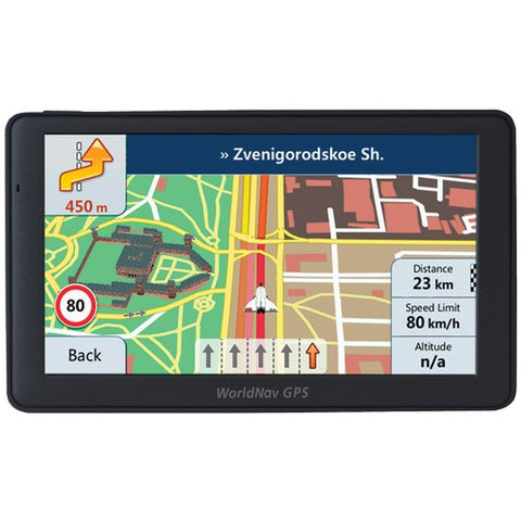 GPS System:Truck Gps Device With Bluetooth Worldnav 7690 High-Resolution 7""