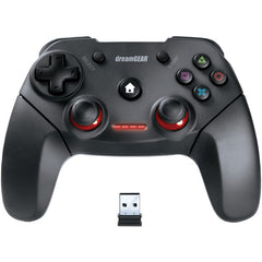 Controller:Dreamgear Wireless Shadow Pro  For Ps3 & Pc