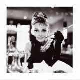 Artprint:Audrey Hepburn in Breakfast at Tiffany's