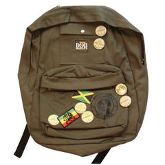 Backpack:Bob Marley Zion
