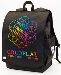 Backpack:Coldplay Head Full of Dreams