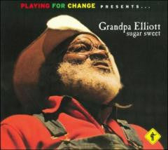 Blues:Grandpa Elliott-SUGAR SWEET