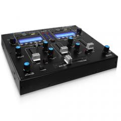DJ Equipment:Table Top 2CH Dual USB/SD Card Mixer