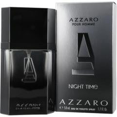 Men's Cologne-Azzaro NIGHT TIME by Azzaro EDT SPRAY 1.7 OZ