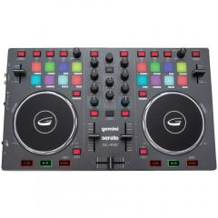 DJ Equipment:GEMINI SLATE SLATE 2-Channel Serato(R) DJ Intro Controller